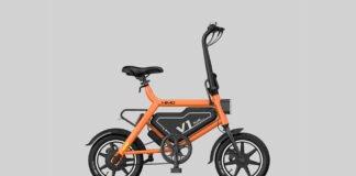 himo v1 plus offerta bici elettrica