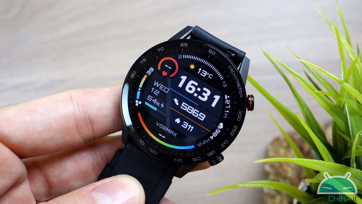 honor smartwatch smartband spo2