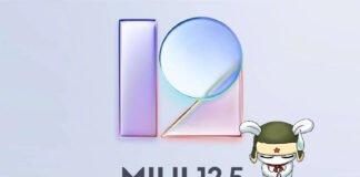 MIUI 12.5 Global
