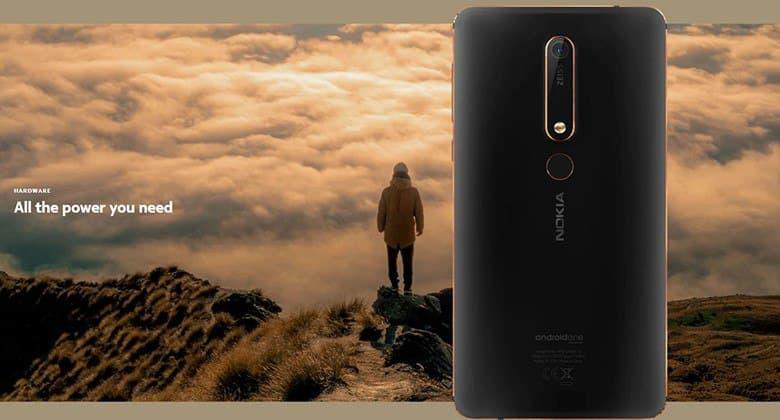 Nokia 6.1 – 3/32 GB | GearBest