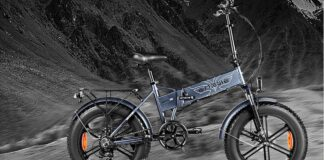 offerta codice sconto fat bike bici elettrica engwe