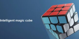 offerta cubo rubik smart xiaomi magic cube