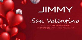JIMMY offerte san valentino