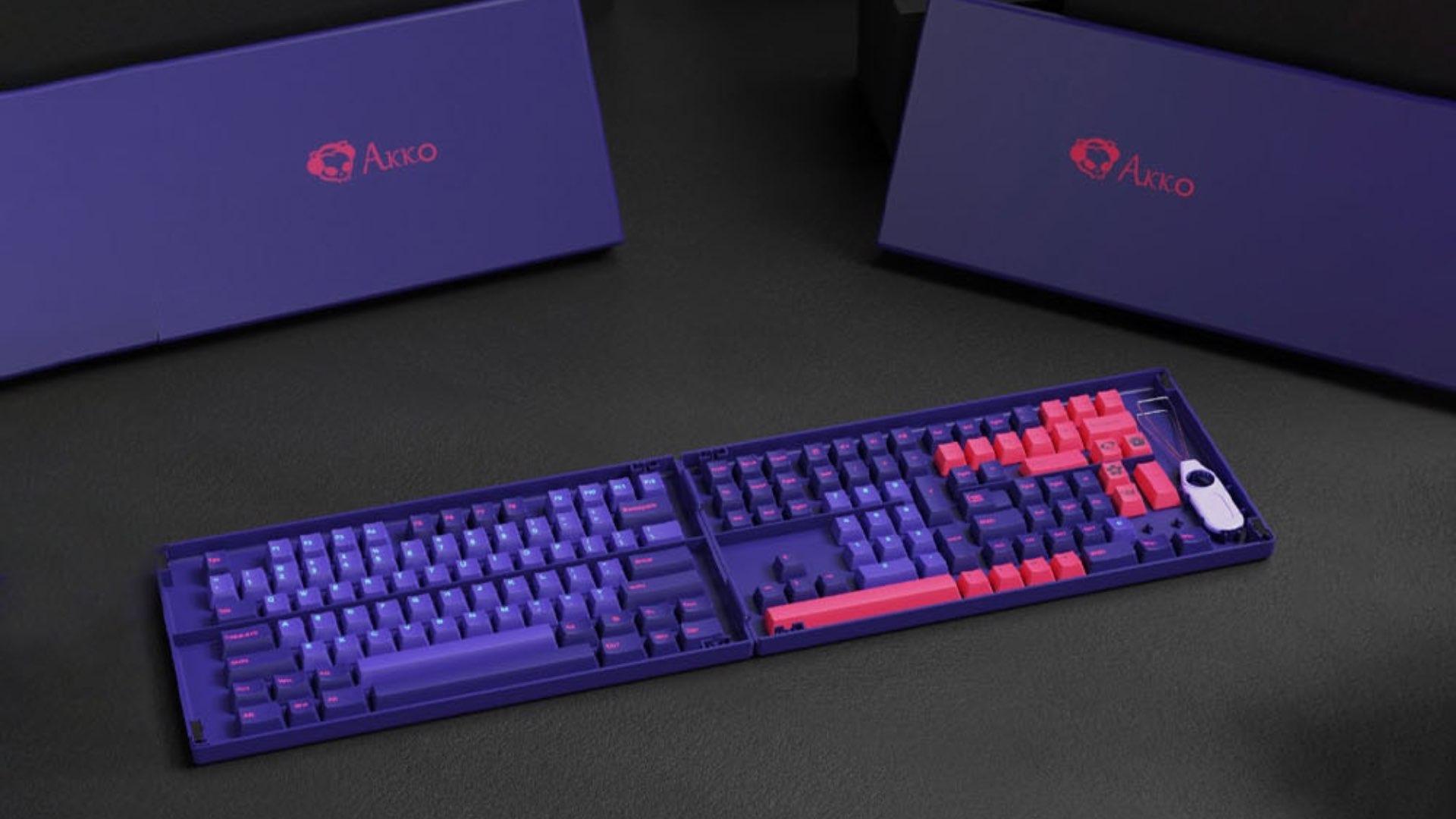 AKKO Keycaps | GearBest