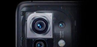 xiaomi mi 11 fotocamera sensore sistemazione
