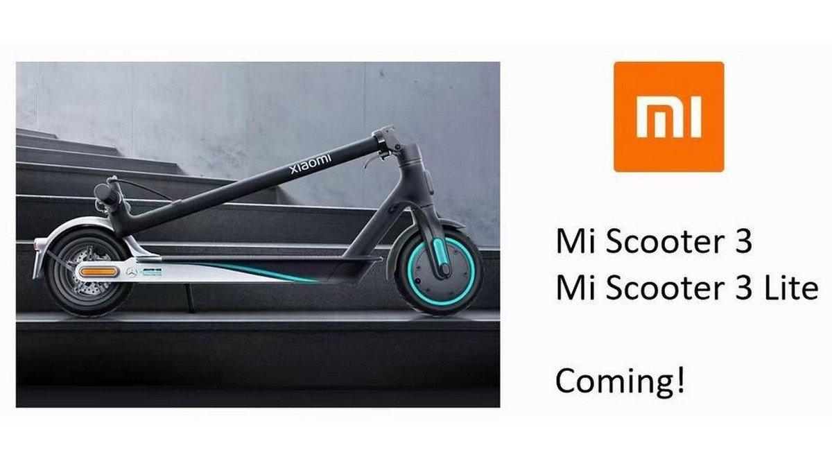 xiaomi mi electric scooter 3 lite