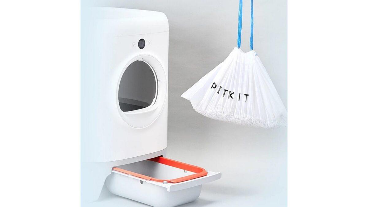 xiaomi lettiera smart futuristica