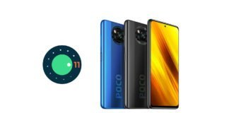 poco x3 nfc android 11