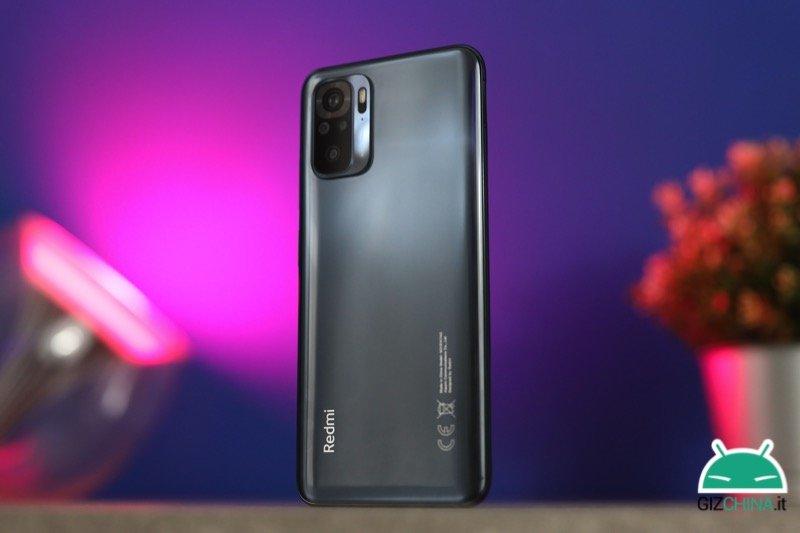 Redmi Note 10 – 4/128 GB – Global – Caricatore EU | Banggood
