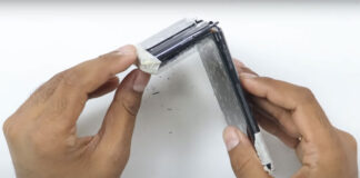 redmi note 10 pro bend test