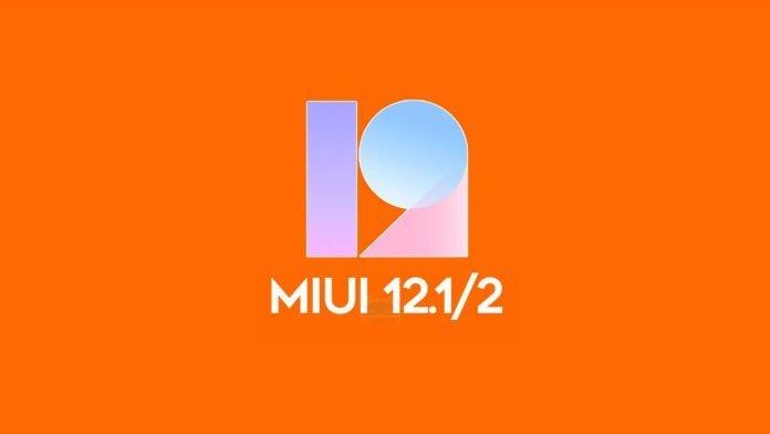 miui 12.1 miui 12.2 logo