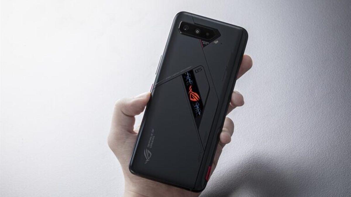 asus rog phone 5 design
