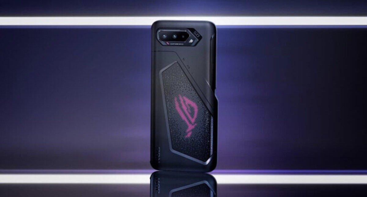 asus rog phone 5 pro hardware
