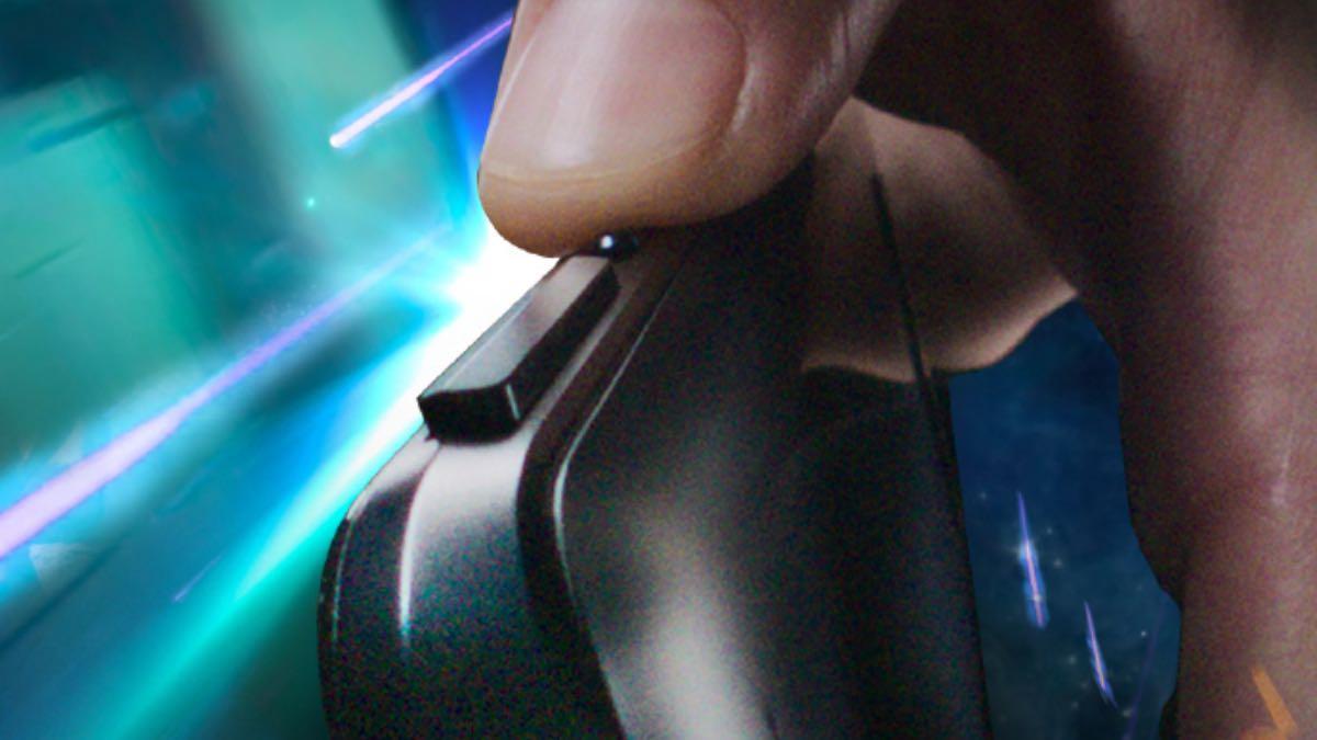 black shark 4 pro trigger
