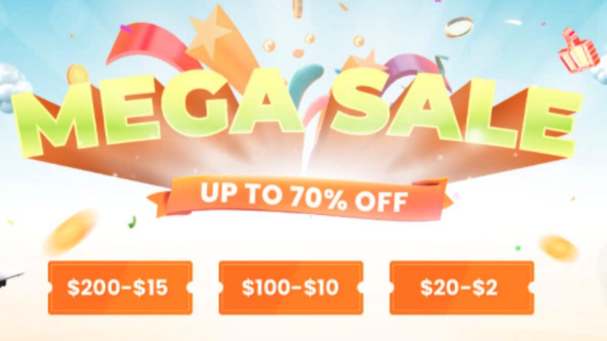 codice sconto geekbuying mega sale offerte coupon marzo 2021 2