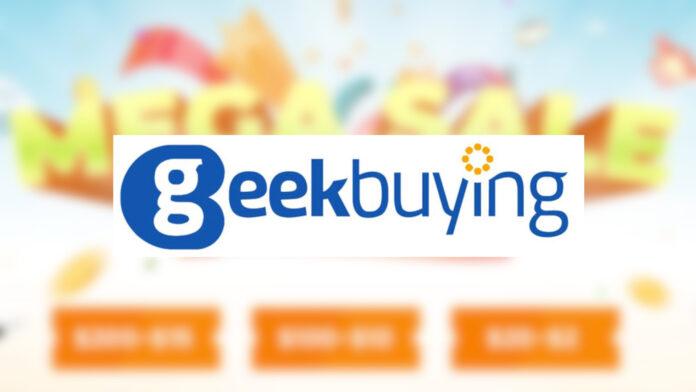 codice sconto geekbuying mega sale offerte coupon marzo 2021