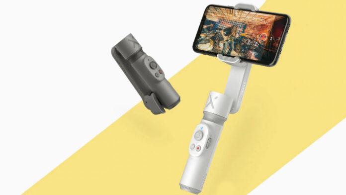 codice sconto zhiyun smooth-x offerta coupon selfie stick gimbal