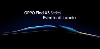 Come seguire la presentazione di OPPO Find X3