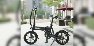 dohiker kre16 bici elettrica