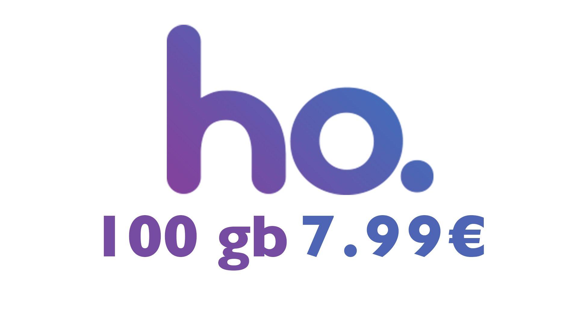 ho mobile 100 giga