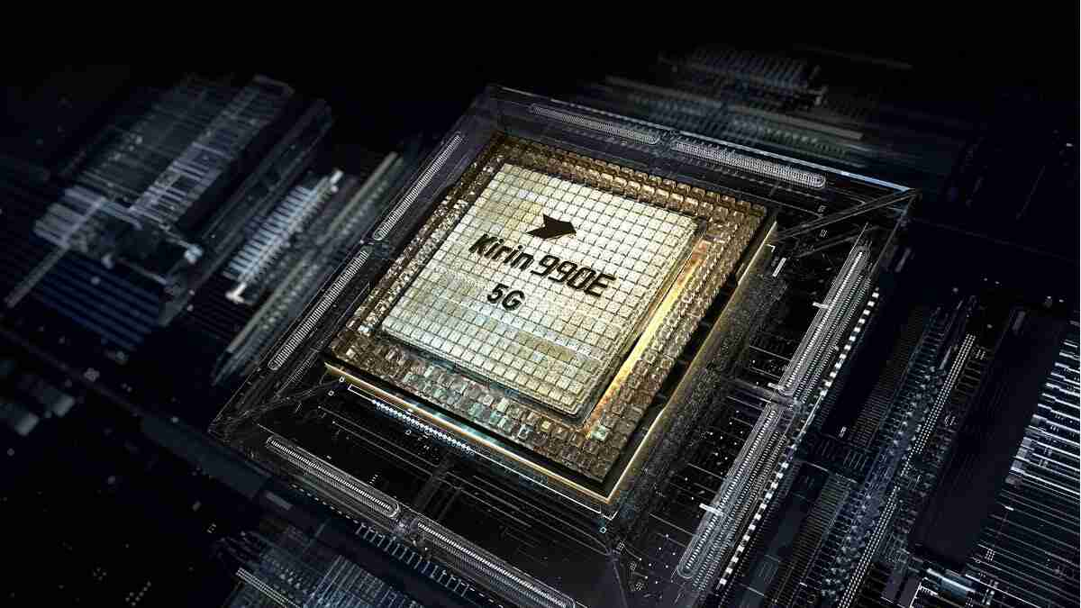 huawei nova 9 chipset kirin 990e