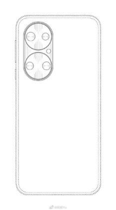 huawei p50 design 22/3 2