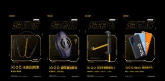 iqoo neo 5 accessori gaming