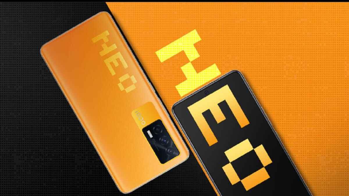 iqoo neo 5 design ufficiale