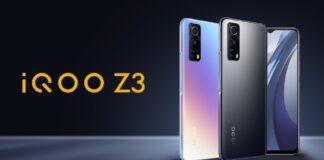 iqoo z3 5G ufficiale caratteristiche specifiche tecniche prezzo uscita 2