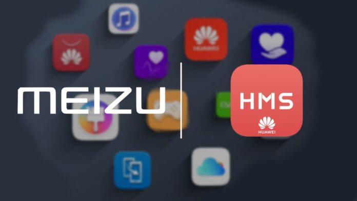 meizu servizi huawei hms core smartphone 2