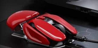 offerta mouse wireless alien