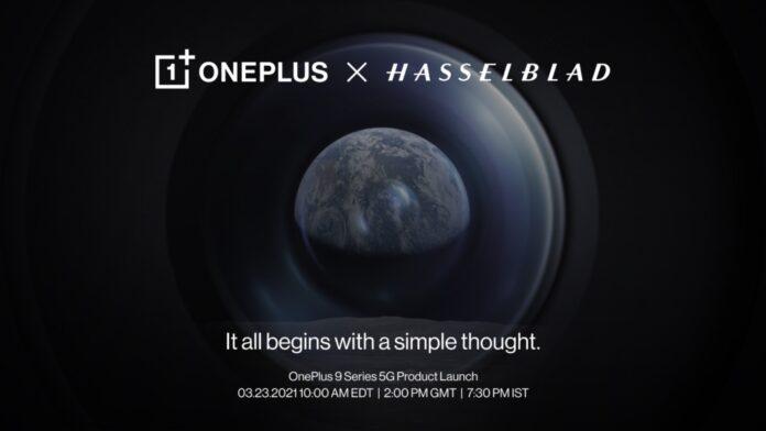 oneplus 9 hasselblad fotocamera