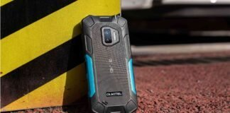 oukitel wp12 rugged android 11