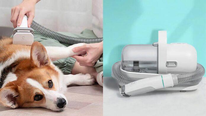 xiaomi youpin rasoio elettrico animali cani gatti