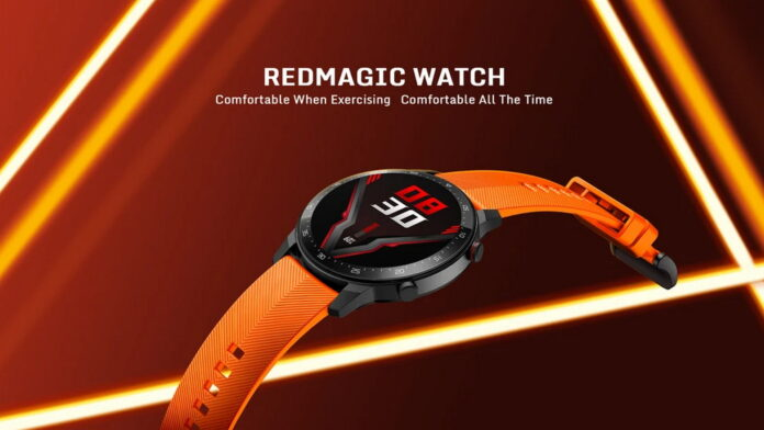 red magic watch