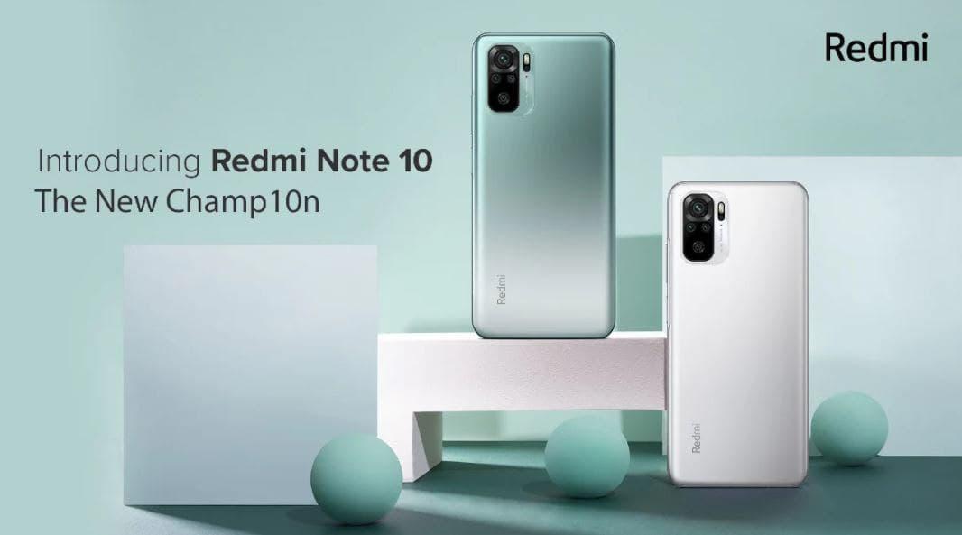 Redmi Note 10 – 4/64 GB | AliExpress