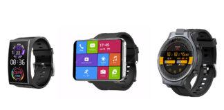 ticwris max kospet prime 2 wearable smartphone smartwatch