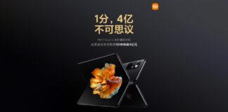 xiaomi mi mix fold sold out vendite 16/4 2