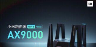 xiaomi mi router ax9000 wi-fi 6 prezzo