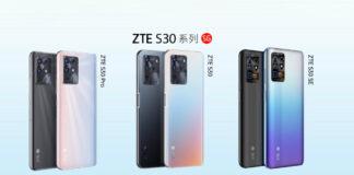 zte s30 pro se ufficiali caratteristiche specifiche tecniche prezzo uscita