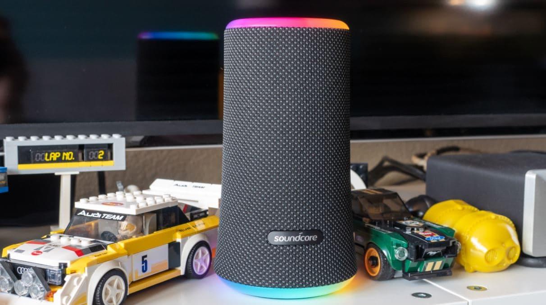 ANKER Soundcore Flare Mini – Speaker Bluetooth 5.0 con LED | AliExpress