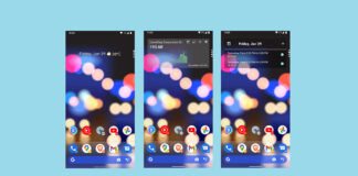 action launcher 47 widget stacks