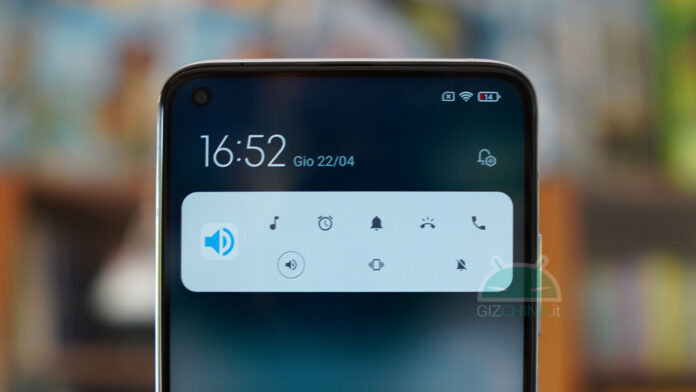 app controlli volume