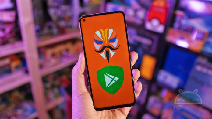 come far funzionare google pay smartphone moddati safetynet fix