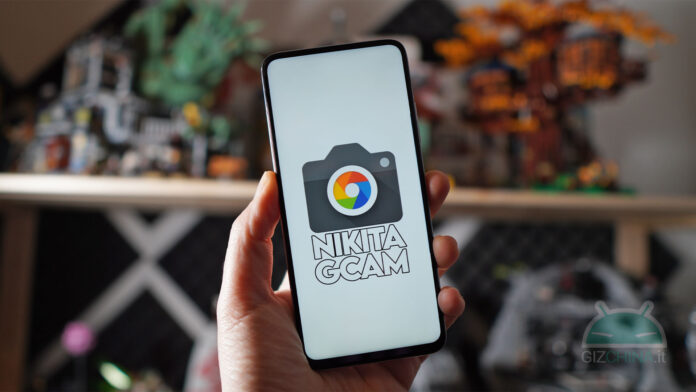 nikita gcam google camera xiaomi