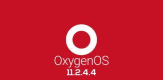 oneplus 9 pro oxygenos 11.2.4.4