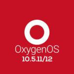 oneplus oxygenos 10.5.11/12