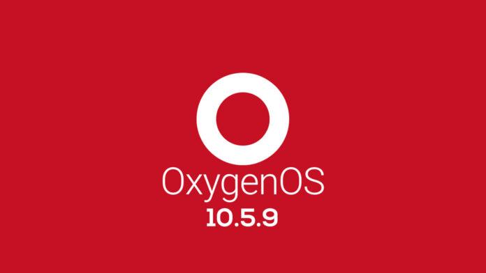 oneplus OxygenOS 10.5.9