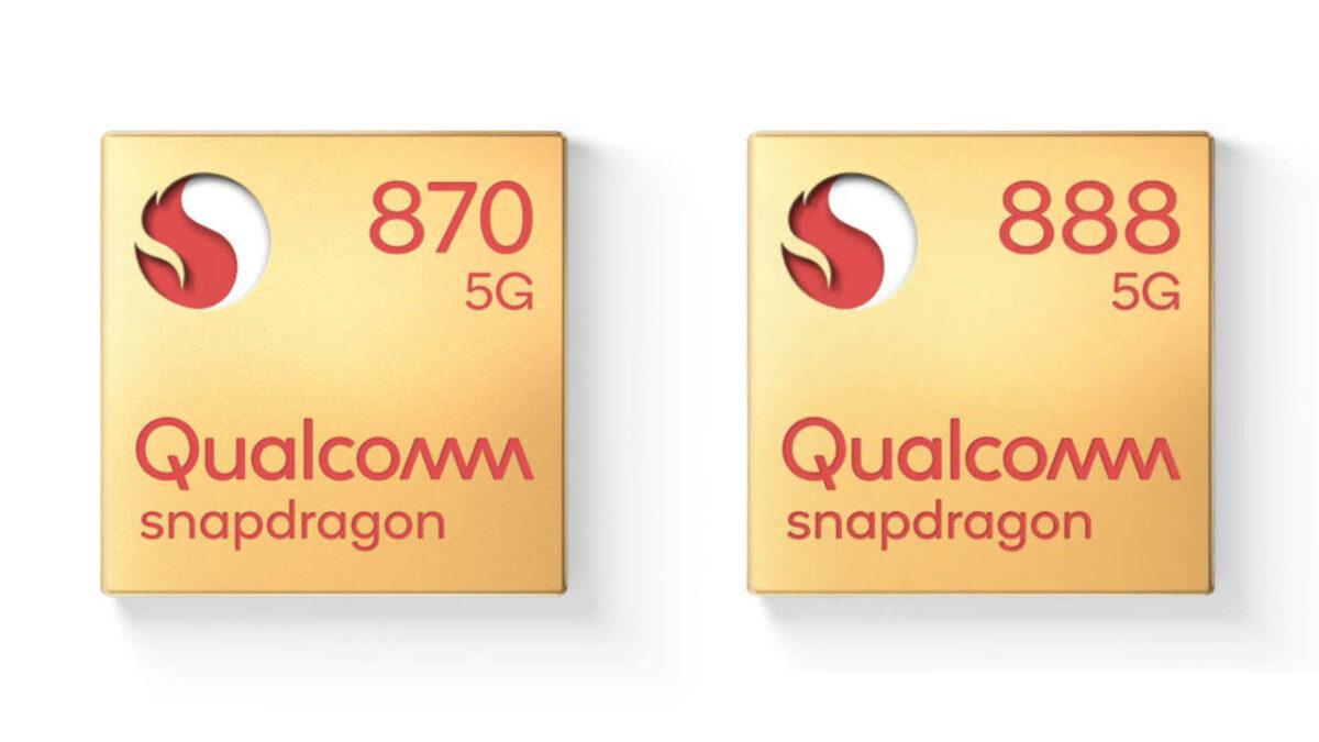snapdragon 870 888