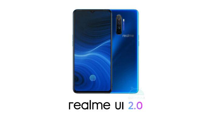 realme x2 pro realme ui 2.0
